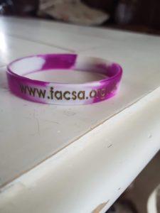 FACSA Wristband